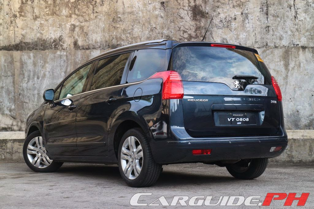 review 2014 peugeot 5008 2 0 hdi allure philippine car news car reviews and prices. Black Bedroom Furniture Sets. Home Design Ideas