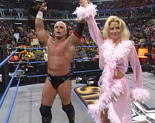 WCW Spring Stampede 2000 - Tammy Sytch made her WCW debut managing Chris Candido