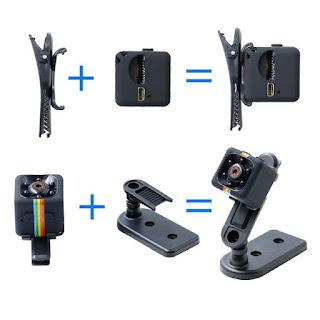 mini telecamera spia sq11