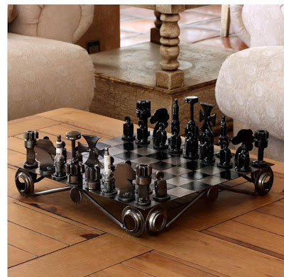 Creative and Unusual Chess Sets (20) 8