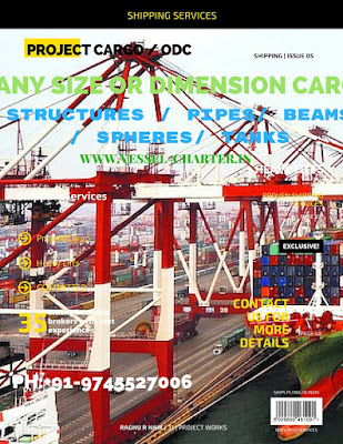 Project Cargo, Heavy Lifts, ODC cargo, huge structures, pipes, boats, ships, barge, windmill, shipping, shipment, cargo,