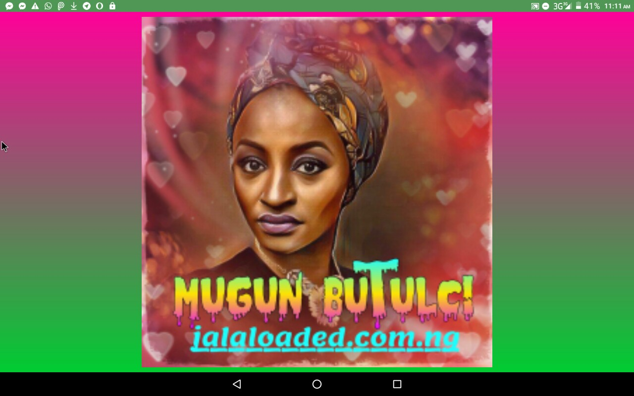 Mugun butulci 1 complete - shafin ma'abota karatun Hausa