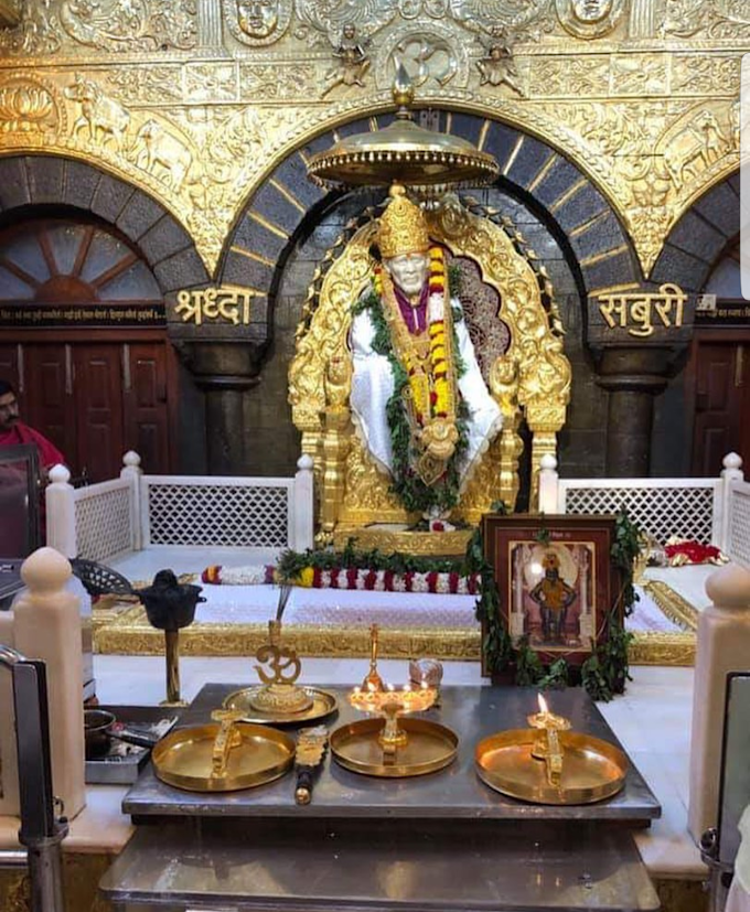 Baba's And Vithhal's Darshan In My Dream