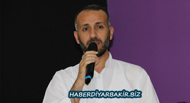 Diyarbakır Ergani'de İmam hatip mezunları bir araya geldi