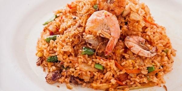 resepi nasi goreng tomyam