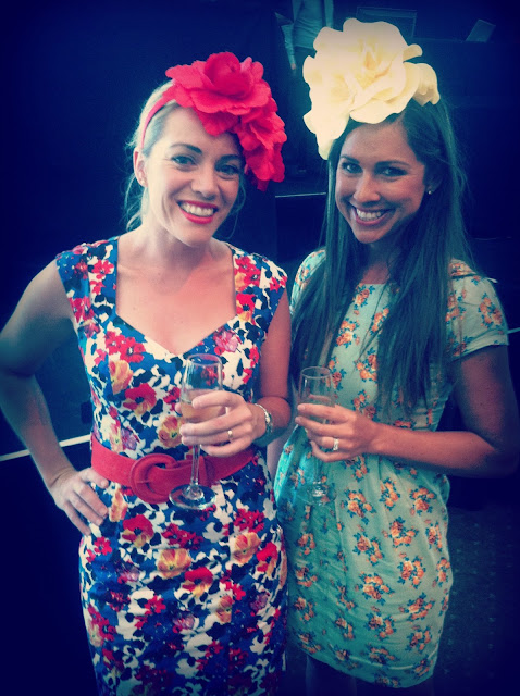Have Shoes, Will Party: Flemington's Beautiful Girls