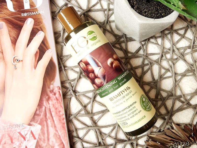 szampon eco lab, ec lab, szampon wzmacniający