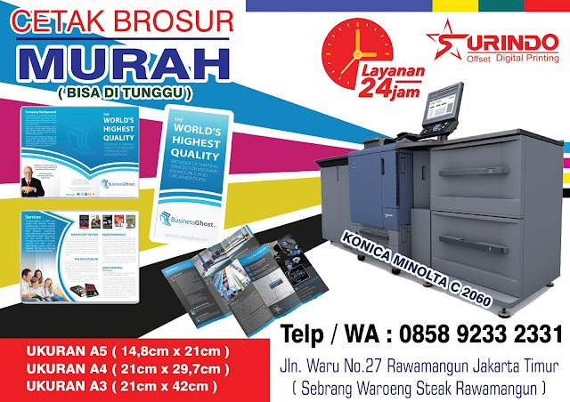 BROSUR A5 / A4