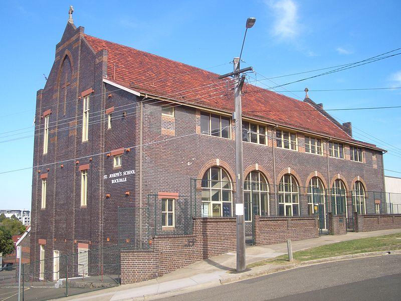 Sydney City And Suburbs Rockdale St Joseph 39 S Catholic Primary School