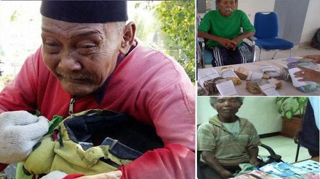 Inilah 5 Pengemis Kaya Raya di Indonesia yang Sempat Bikin Heboh