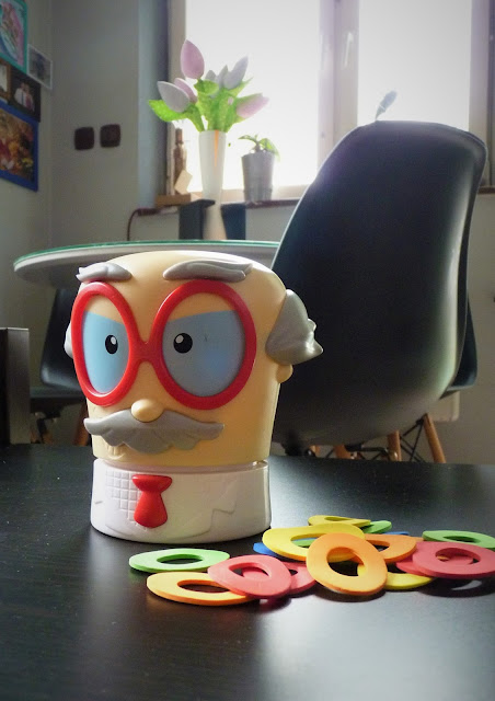 Doktor Eugeniusz - kolejna niesamowita zabawka od Dumel