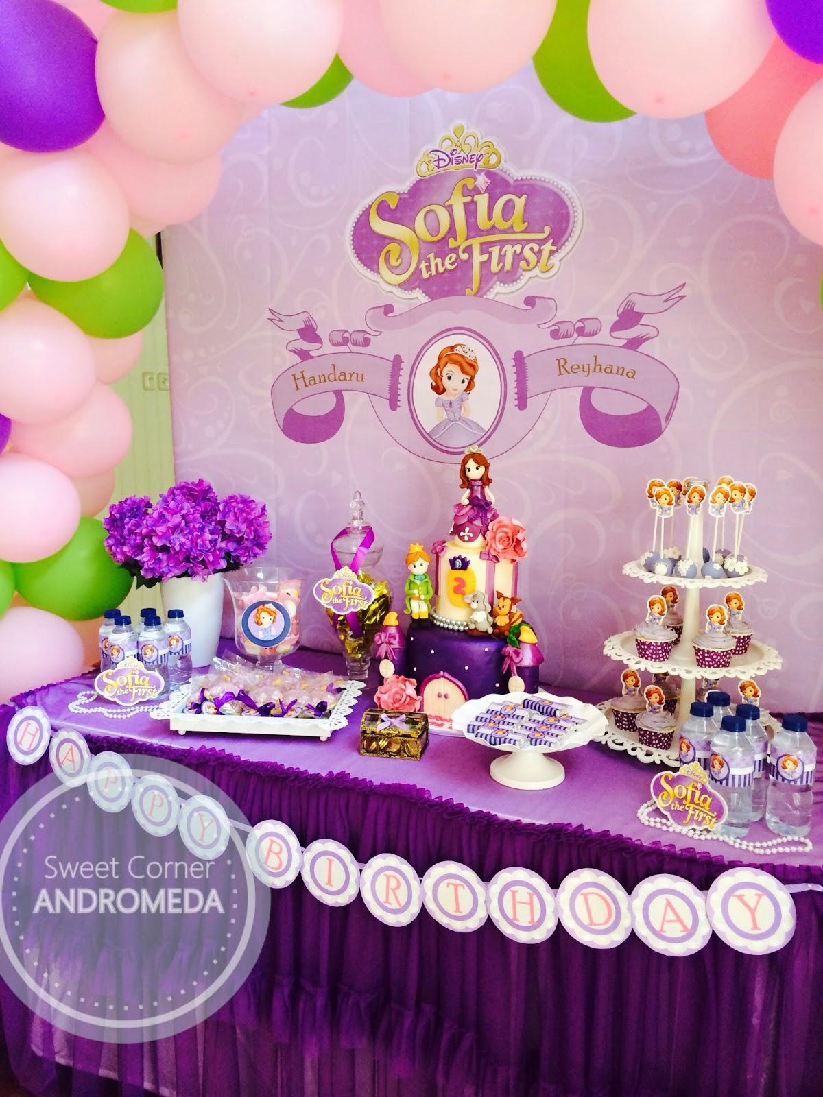 Sweet Corner Andromeda Party Planner Ulang Tahun Anak Di