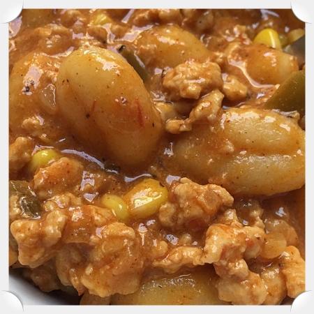 Spicy Taco Gnocchi