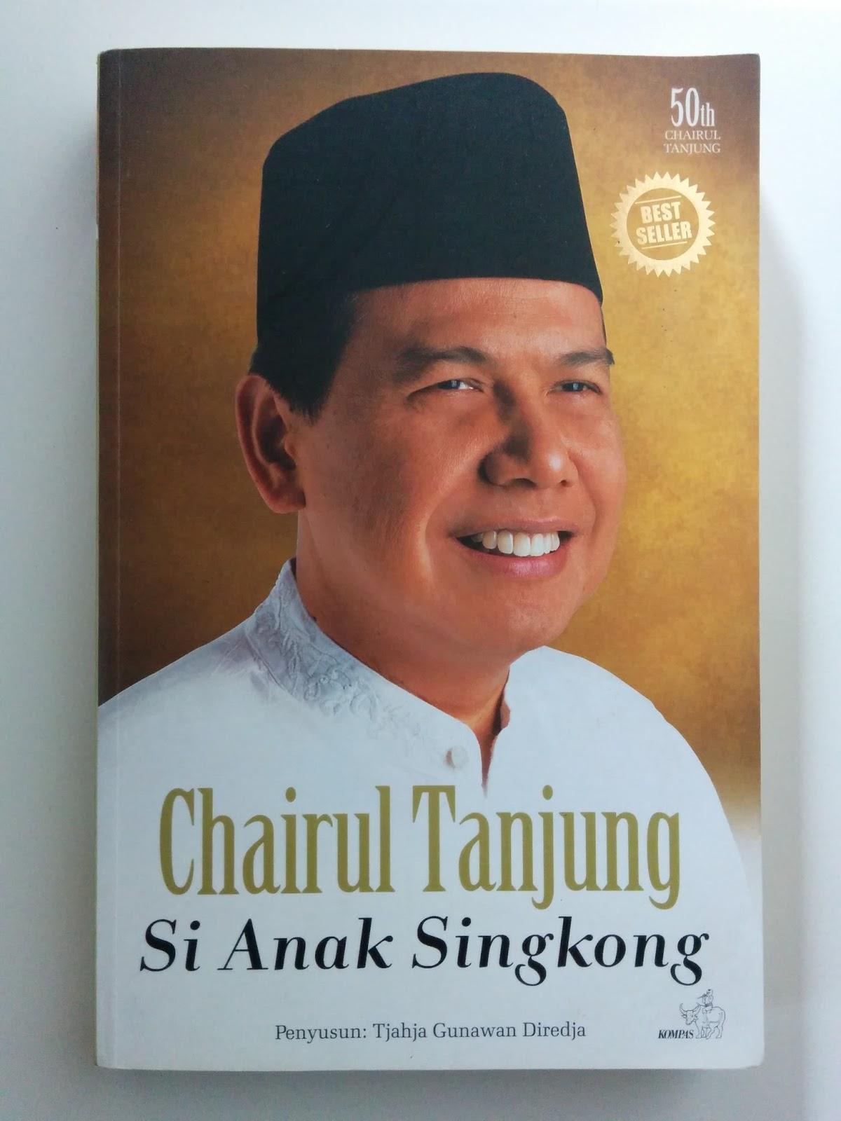 Chairul Tanjung Wrought Iron Chair Cushions Outdoor Jual Buku Si Anak Singkong Aksiku