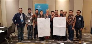 Mengikuti Lokakarya Pasca Studi Singkat Tentang Iklim Dari Australia Awards Indonesia
