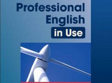 Learn  English  : Professional English in Use (6 Books to  Download )