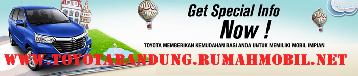 Dijual Mobil Grand New Toyota Avanza Di Kecamatan Cilengkrang