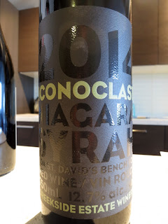 Creekside Iconoclast Syrah 2014 (89 pts)