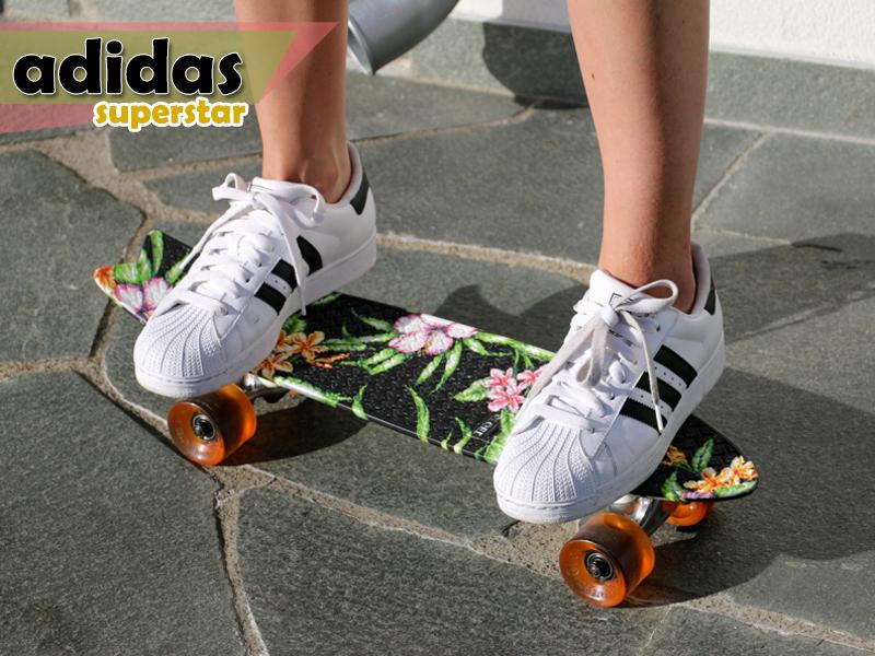 Tênis Adidas Superstar Como Usar Look Moda Estilo Fashion Tendência Sportwear
