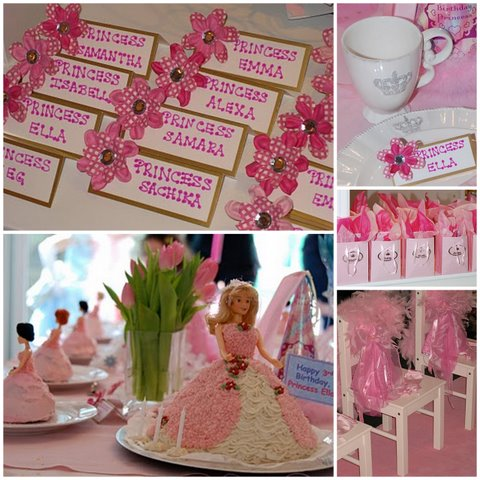 My Daughters Party Posted At Swanky Chic Feteblogspot 2011 02 Little Girls Birthday Hamptontoes