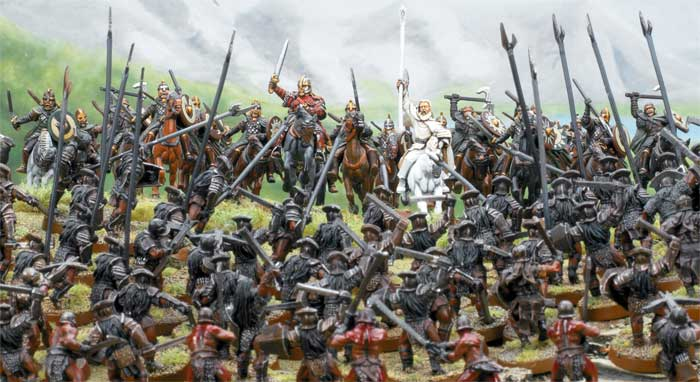 Lord Of The Rings Battle Games In Middle Earth Magazine