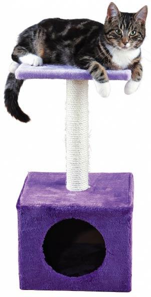 l 39 arbre chat l 39 abre chat griffoir trixie zamora. Black Bedroom Furniture Sets. Home Design Ideas