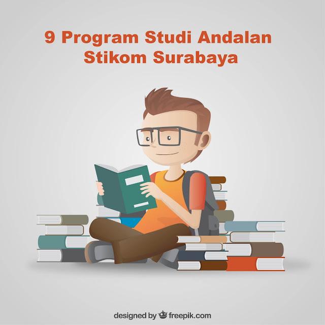9 Program Studi Andalan Stikom Surabaya