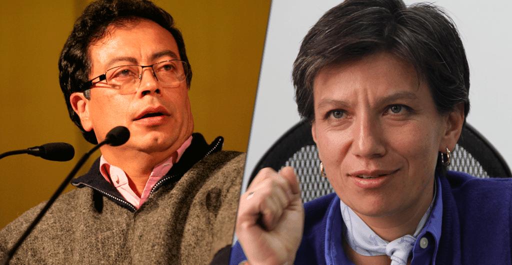 Avanza alianza entre @petrogustavo y la Coalición Colombia?