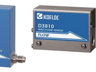 Flow Meters and Controller for Gas Kofloc