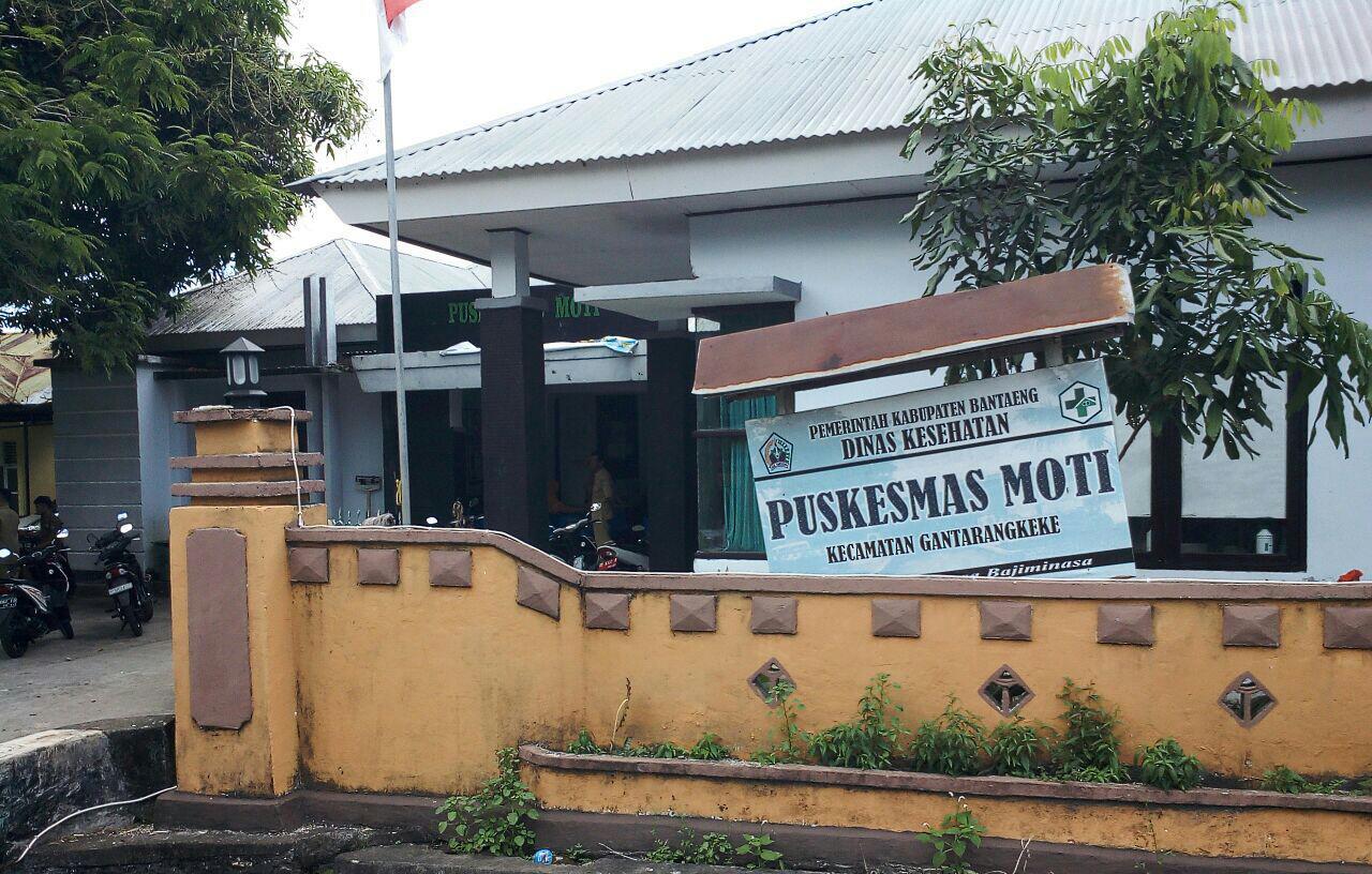PUNGLI DI PUSKESMAS MOTI, MAHASISWA BANTAENG DESAK POLRES TANGKAP PELAKU |  OBORKEADILAN.COM