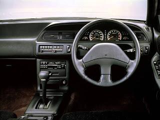 Fitur Nissan Cefiro