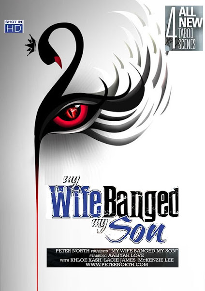 Poster of (18+) My Wife Banged My Son 2016 720p DVDRip Full Movie Download