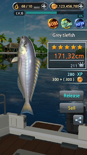 Fishing Hook / Kalin Pancing MOD (Unlimited) v1.5.5