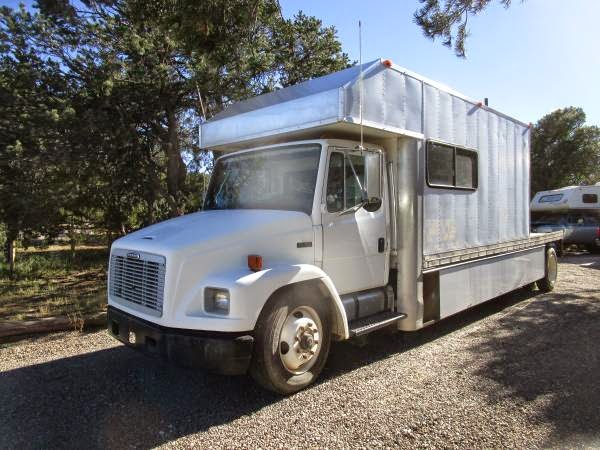 Used Rvs 1999 Freightliner Toter Home Rv For Sale For Sale