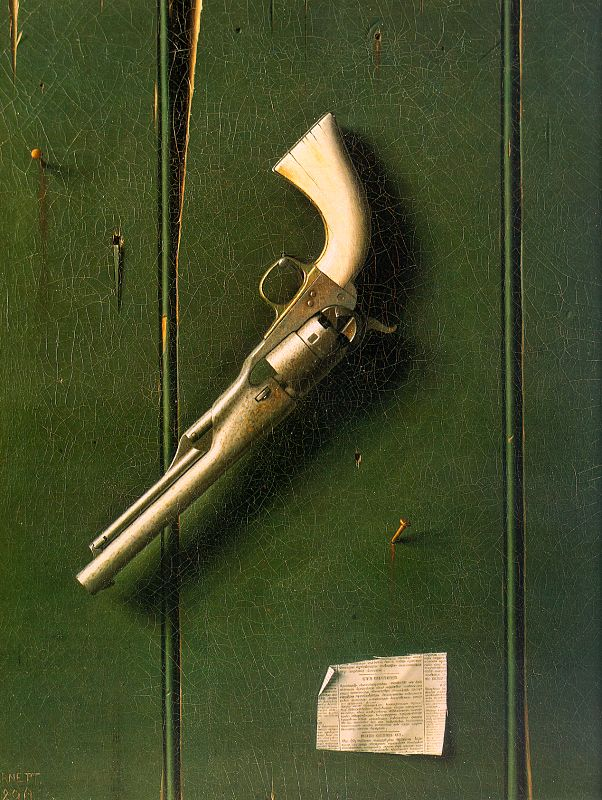 Artodyssey: William Michael Harnett