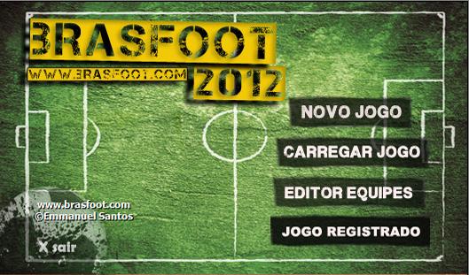 novas ligas para o brasfoot 2012