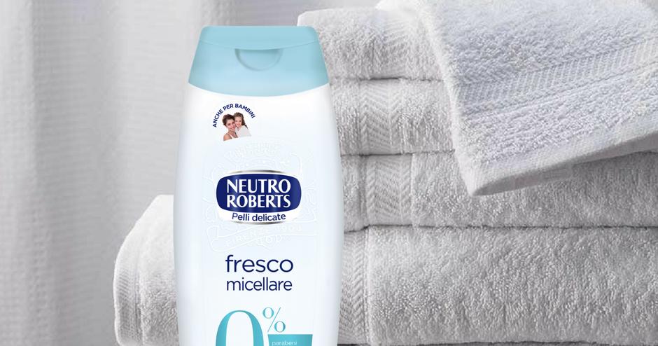 Bagno Doccia Neutro : Devilishly stylish fresco micellare una novità neutro roberts