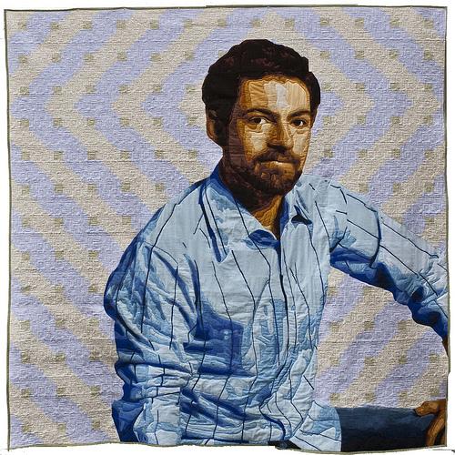 Katharine Watson Portrait Quilts
