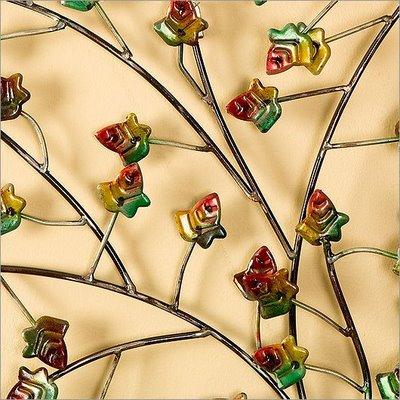 Art Wall Decor: Metal Tree Sculpture Wall Art Decor