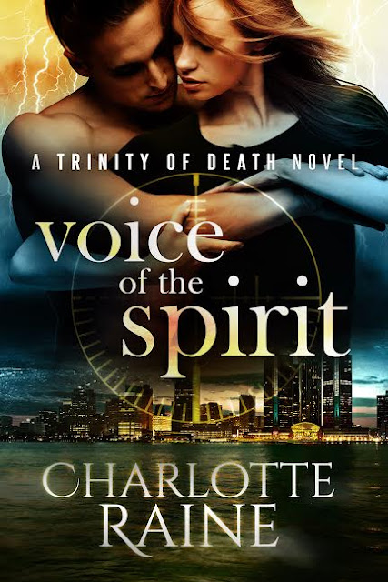 Giveaway- Voice of the Spirit