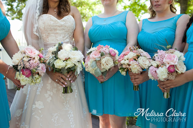 The Blooming Bride, DFW, Fort Worth, Texas, Wedding Flowers, braidesmaids