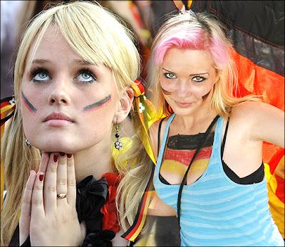 Deutschland schöne Frauen