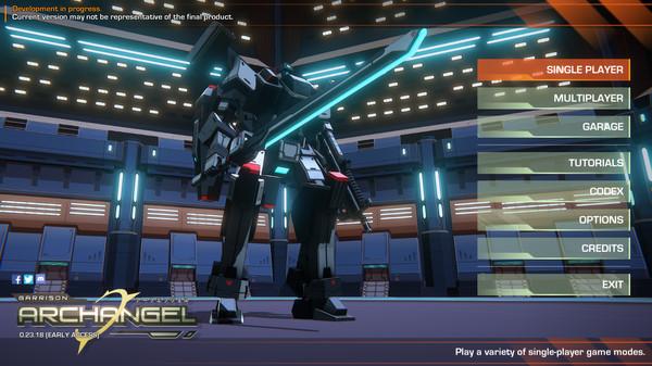 Garrison: Archangel (2020) PC Full