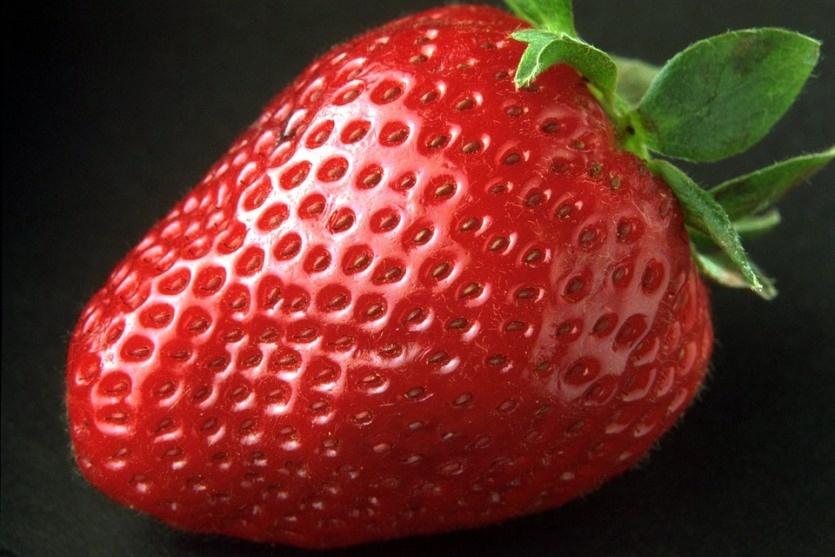 Sunburn? Try This DIY Strawberry Sunburn Relief