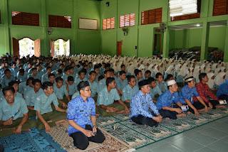 peserta pengajian putra