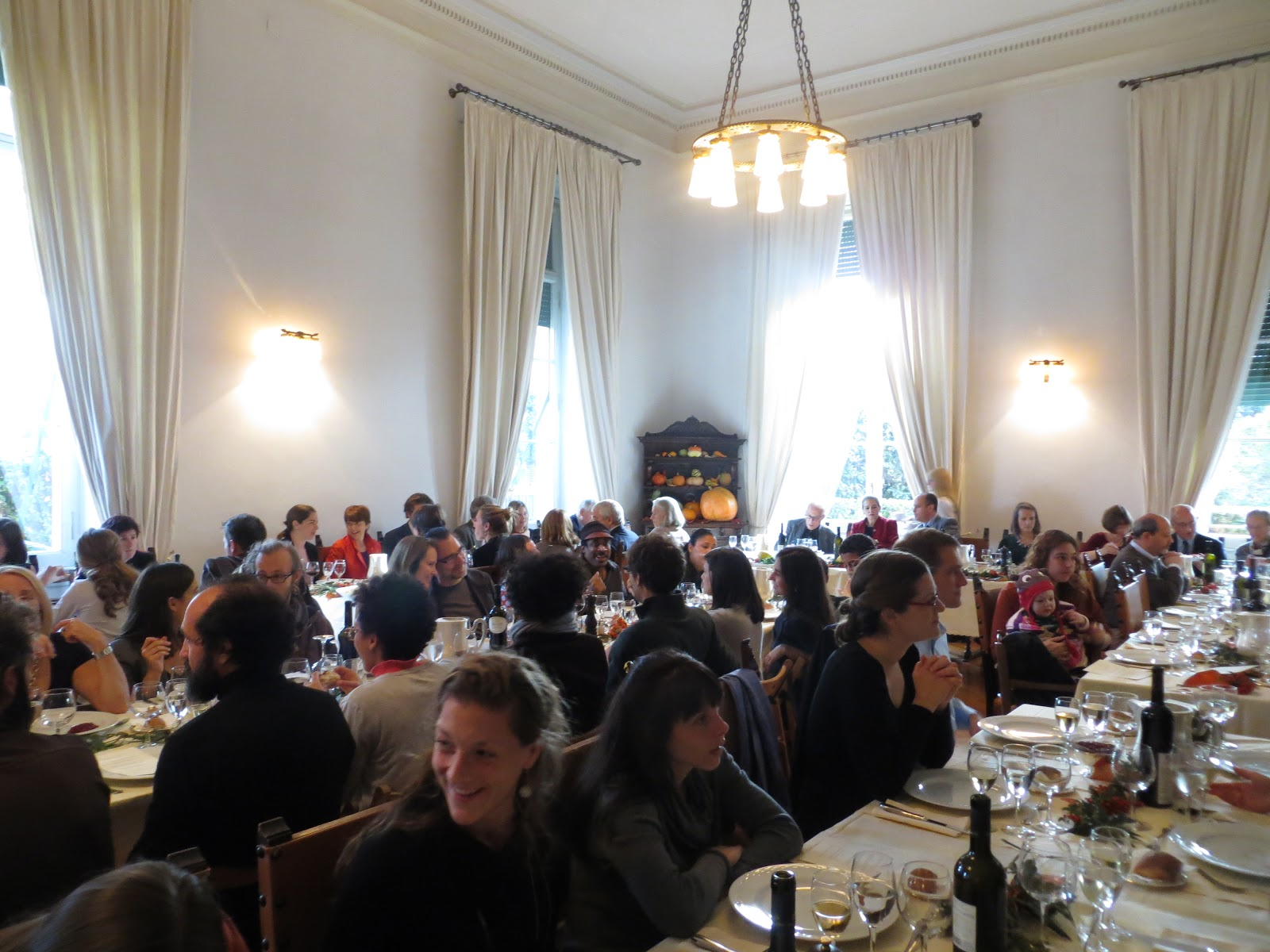 Home Sweet Rome An American Academy Thanksgiving
