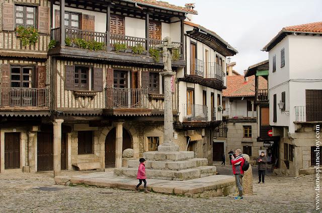 La Alberca, pueblo con encanto Salamanca