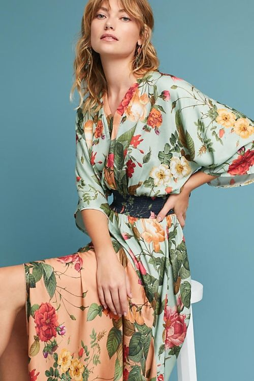 Farm Rio Marilla Maxi Dress