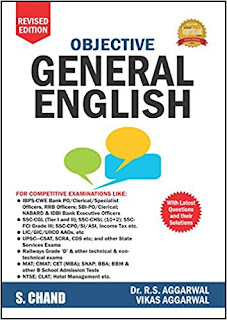 Objective General English by R.S. Aggarwal PDF