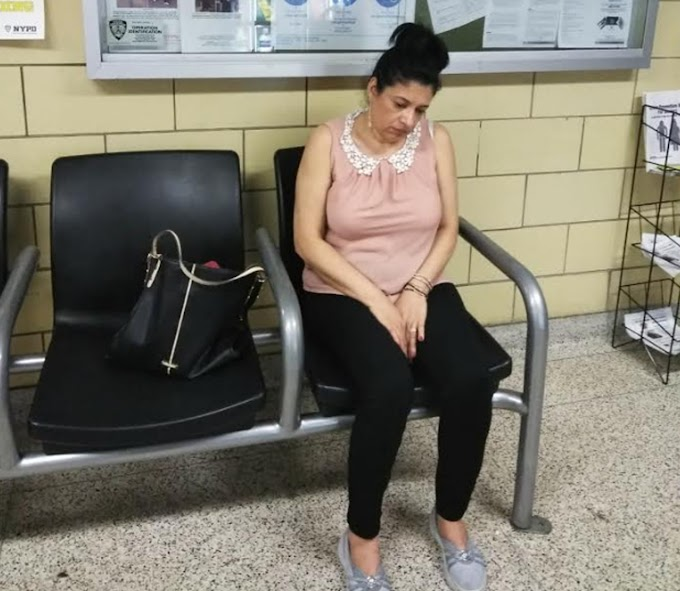 Activista de campaña de aspirante a senador denuncia fue golpeada por esposo de la senadora Alcántara